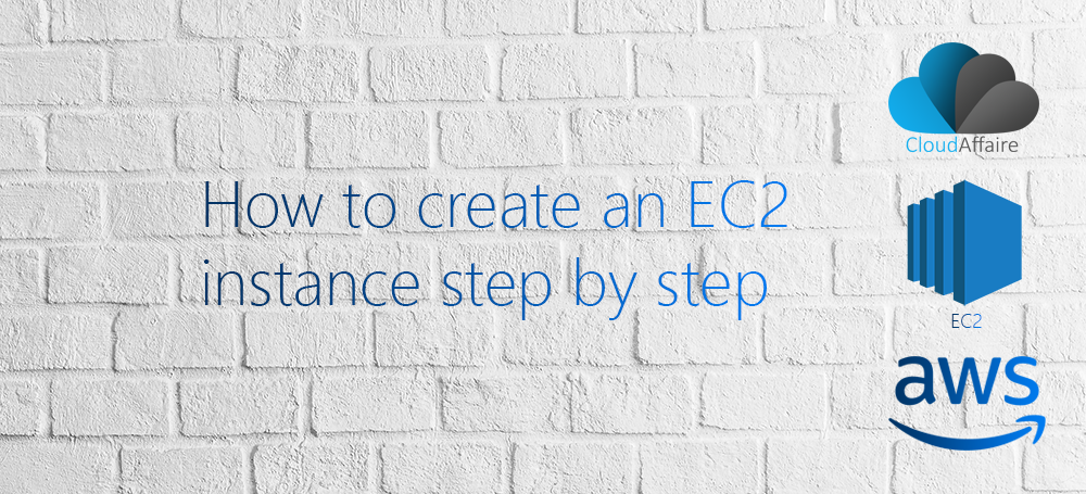 How to create an EC2 instance step by step