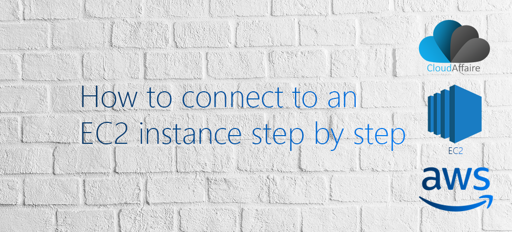 How to connect to an EC2 instance step by step