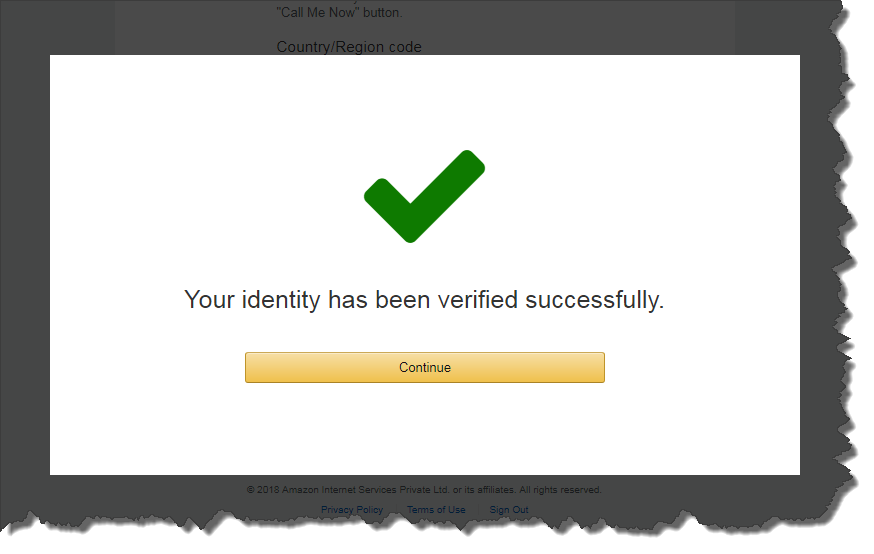 how to create an aws account step by step