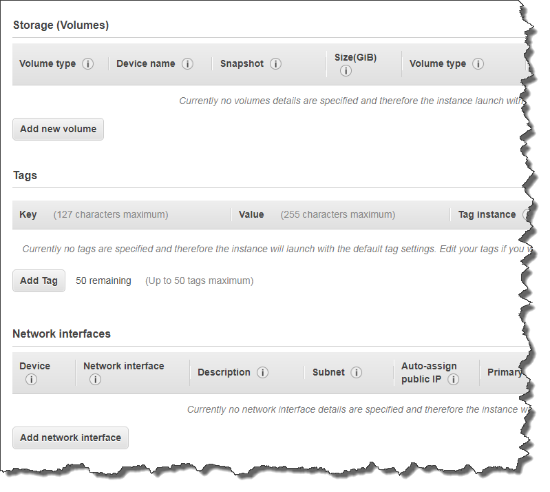 How to create an AWS EC2 instance using a Launch Template step by step