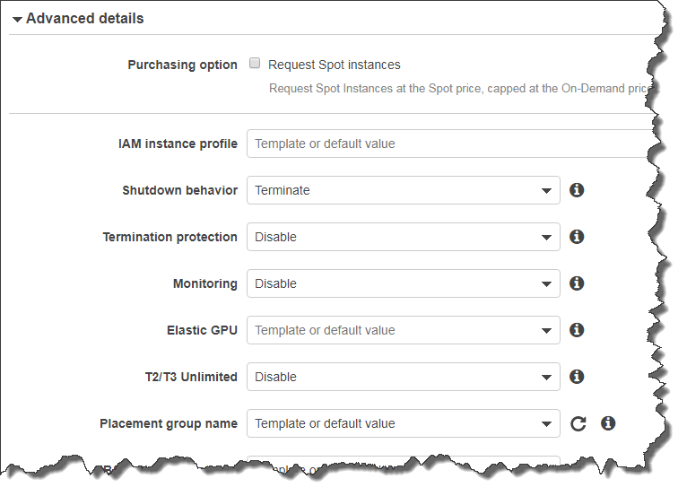 Create an AWS EC2 instance using Launch Template | CloudAffaire