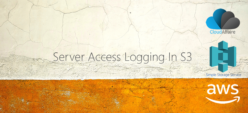 Server Access Logging In S3
