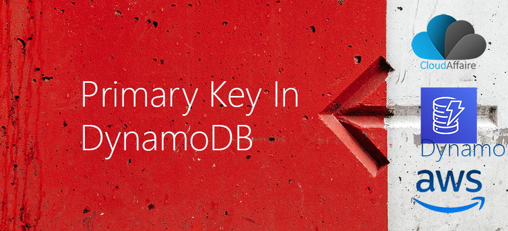 Primary Key In DynamoDB