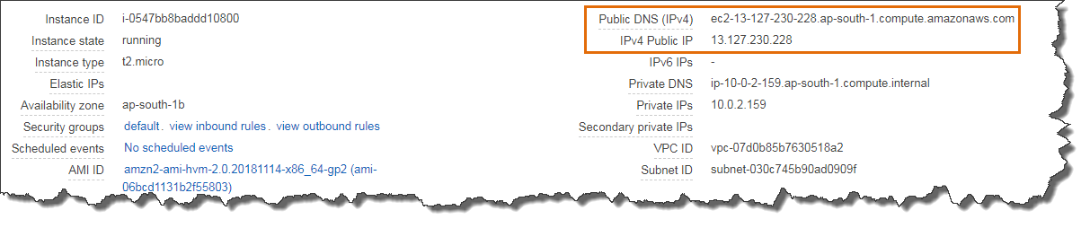 Create A Public Subnet