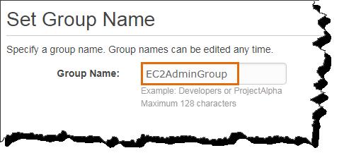 IAM Groups