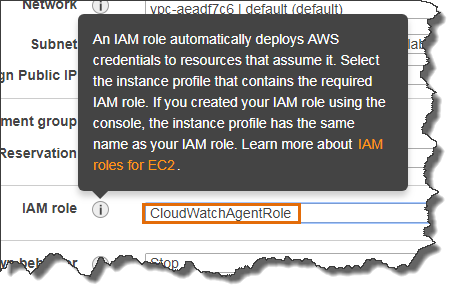 IAM Roles
