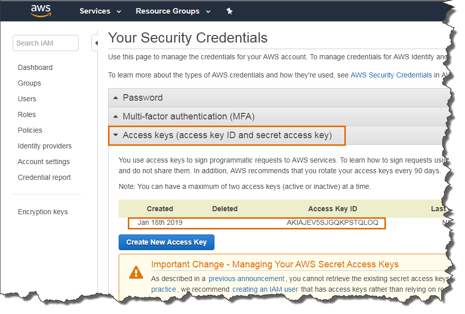 Secure AWS Root Account | CloudAffaire
