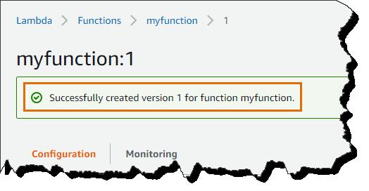 Modify A Lambda Function