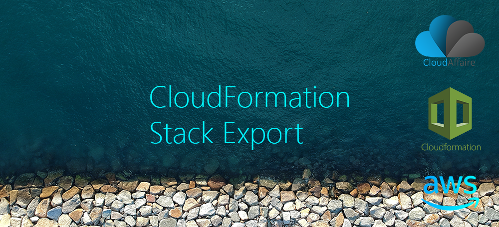 CloudFormation Stack Export
