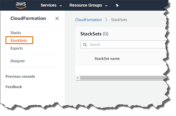 CloudFormation StackSets