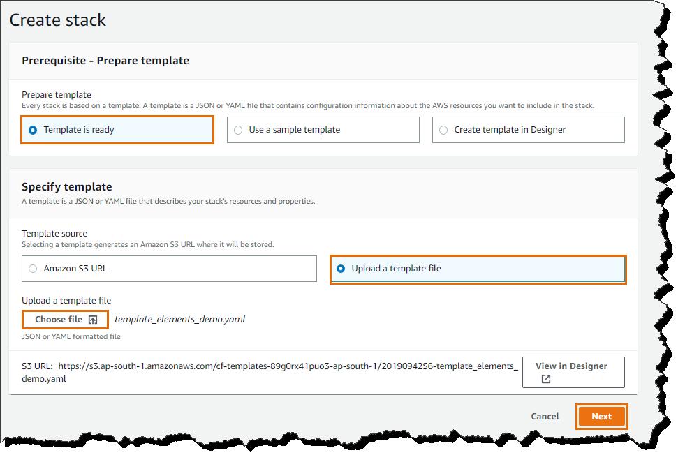Create CloudFormation Template | CloudAffaire