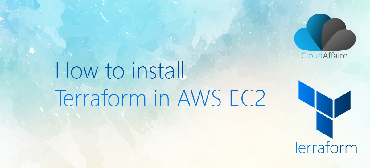 How To Install Terraform In AWS EC2