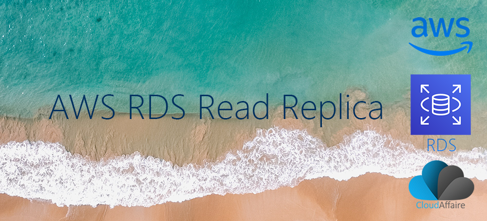 AWS RDS Read Replica