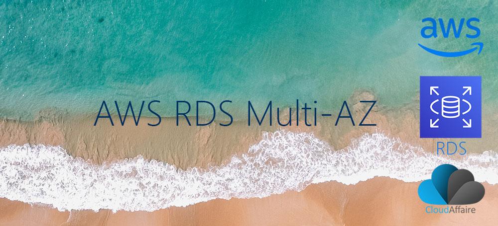 AWS RDS Multi-AZ