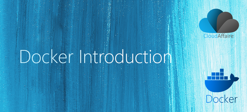 Docker Introduction