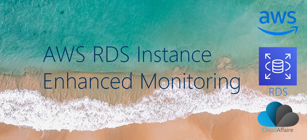 AWS RDS Instance Enhanced Monitoring