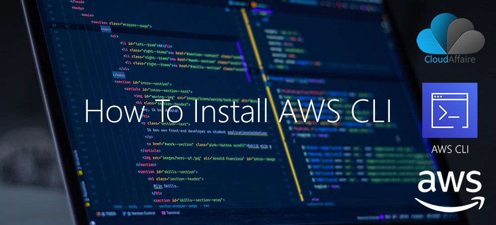 How To Install AWS CLI