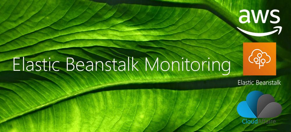 Elastic Beanstalk Monitoring
