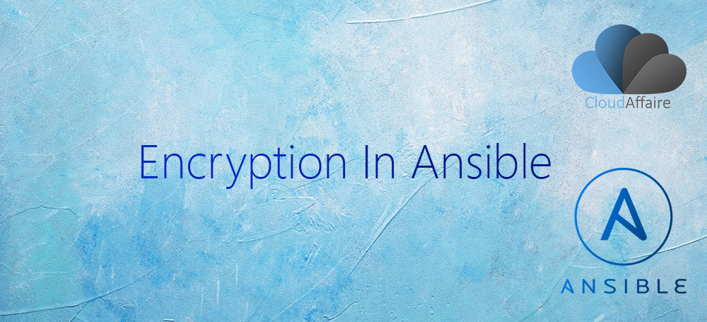 Encryption In Ansible