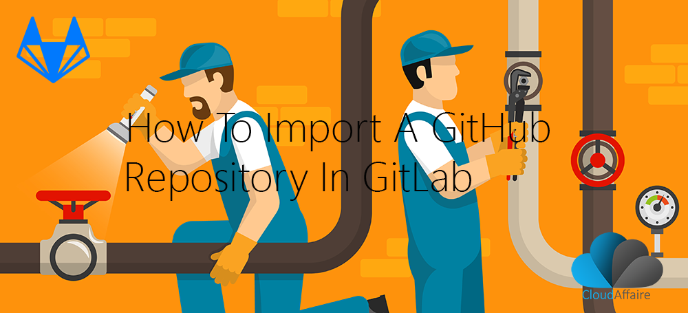 How To Import A GitHub Repository In GitLab