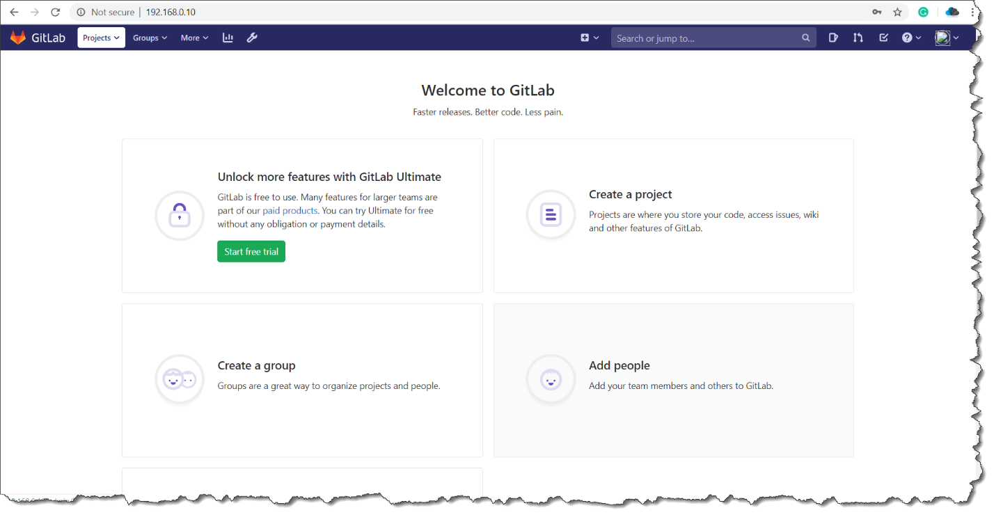 How To Install GitLab Server In Linux