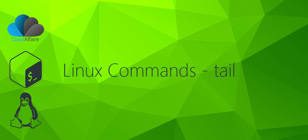 Linux Commands – tail