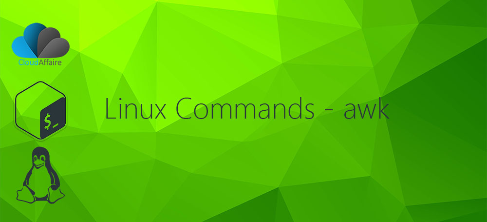 Linux Commands – awk